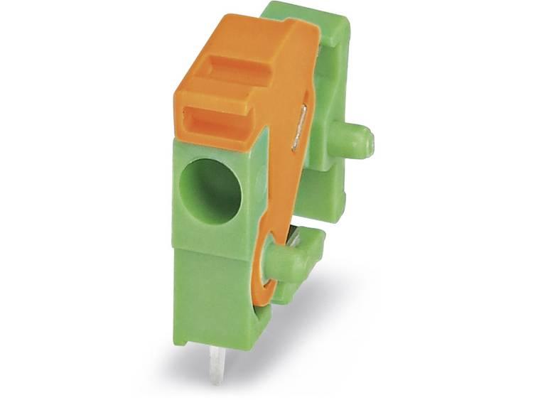Phoenix Contact FFKDS/H-3,81 Veerkachtklemblok 1.00 mm² Aantal polen 1 Groen 100 stuks
