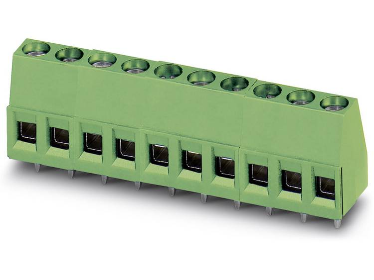 Phoenix Contact MKDS 1,5/ 5-5,08 Klemschroefblok 1.50 mm² Aantal polen 5 Groen 250 stuks