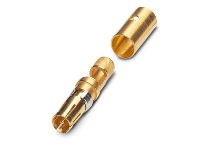 Phoenix Contact VS-BU-KX-50-RG58 Coaxiaal buscontact Verguld 10 stuks