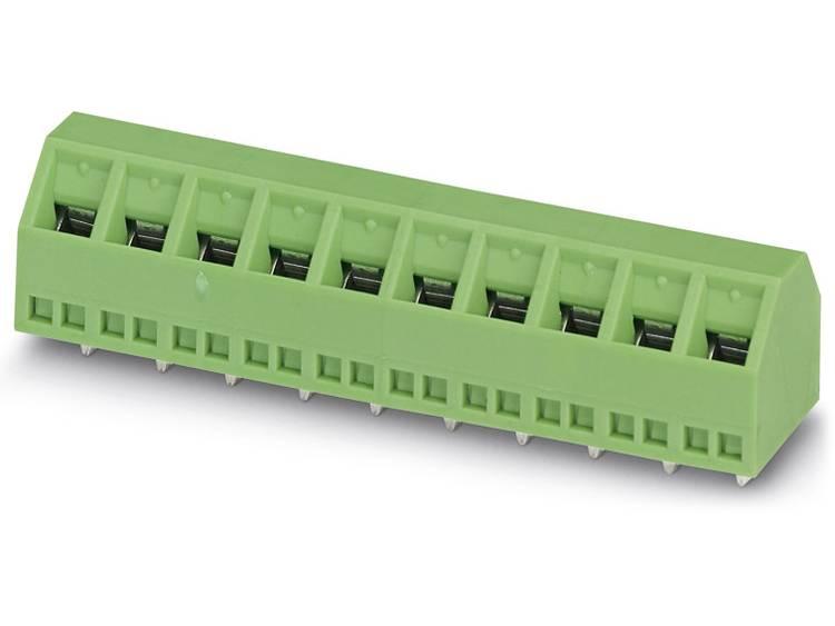 Phoenix Contact SMKDSN 1,5/ 4-5,08 Klemschroefblok 1.50 mm² Aantal polen 4 Groen 250 stuks
