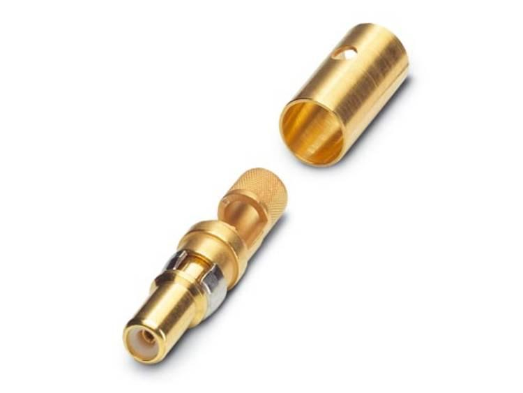 Phoenix Contact VS-ST-KX-50-RG58 Coaxiaal pencontact Verguld 10 stuks