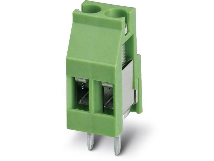 Phoenix Contact MKDS 3/ 2-EMG 10 Klemschroefblok 2.50 mm² Aantal polen 2 Groen 50 stuks