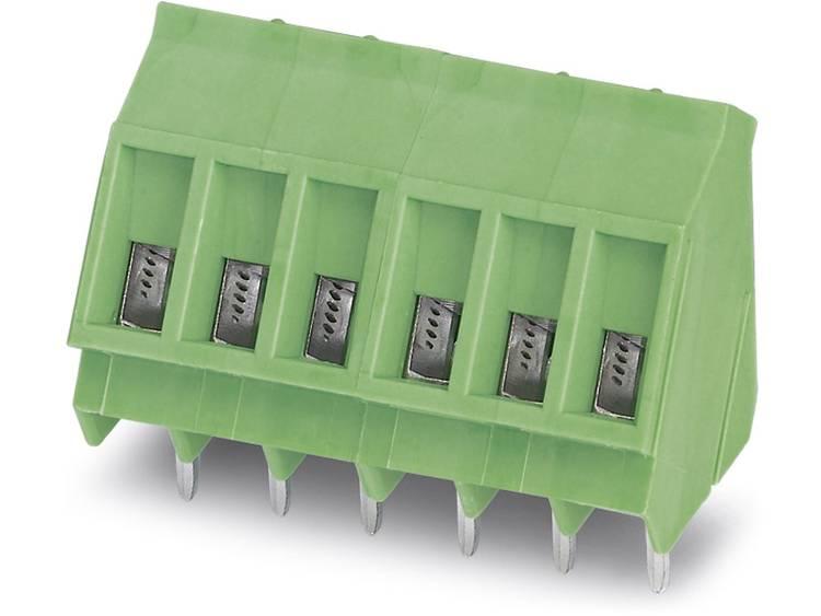 Phoenix Contact SMKDS 3/ 4 Klemschroefblok 2.50 mm² Aantal polen 4 Groen 100 stuks