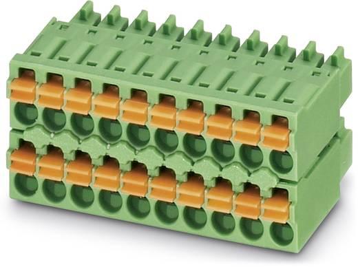 Busbehuizing-kabel FKC Totaal aantal polen 10 Phoenix Contact 1741830 Rastermaat: 5.08 mm 50 stuks