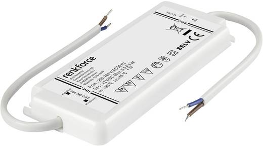 Renkforce LED-transformator Constante spanning 6 W (max) 500 mA 12 V/DC