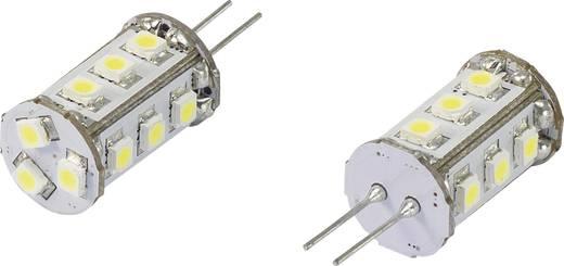 LED-lamp G4 Stift 0.8 W = 5 W Koudwit (Ø x l) 13 mm x 30 mm Energielabel: n.v.t. Renkforce 1 stuks