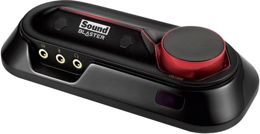 5.1 Externe geluidskaart Creative Labs Omni Surround 5.1<br