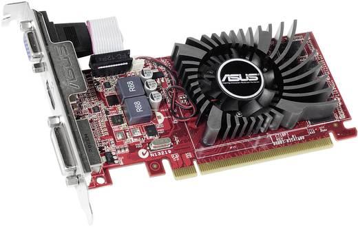 Videokaart Asus AMD Radeon R7 240 2 GB DDR3-RAM PCIe x16 DVI, VGA, HDMI