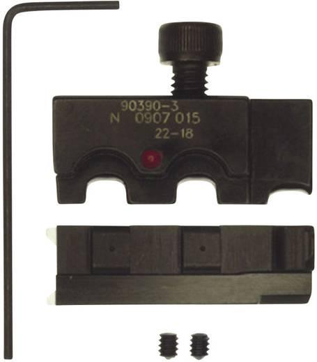 TE Connectivity 90390-3 Matrijs Zwart 0.3 mm² 0.9 mm² 1 stuks