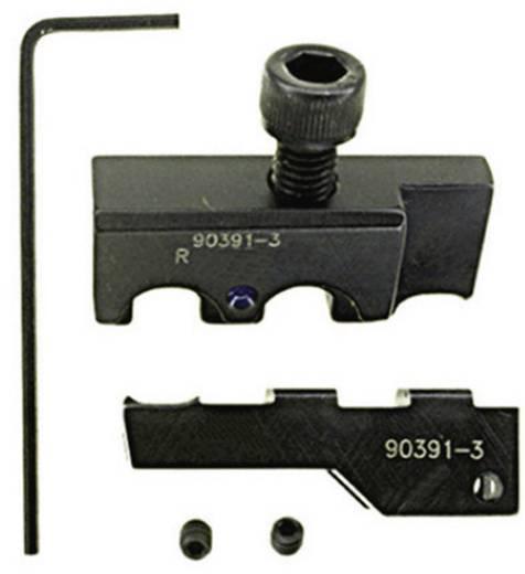 TE Connectivity 90391-3 Matrijs Zwart 1.25 mm² 2 mm² 1 stuks