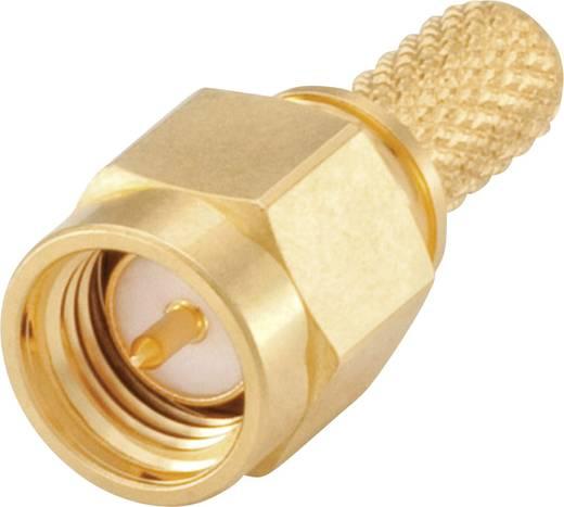 Rosenberger 32S102-271L5 SMA-connector Stekker, recht 50 Ω 1 stuks