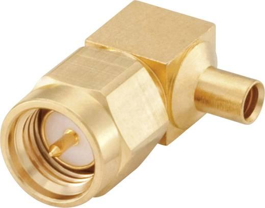 Rosenberger 32S206-272L5 SMA-connector Stekker, haaks 50 Ω 1 stuks