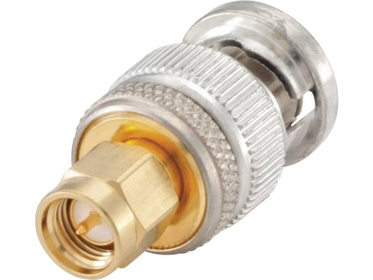 Rosenberger 32S151-S00L5 BNC-stekker SMA-adapter SMA-stekker 1 stuks
