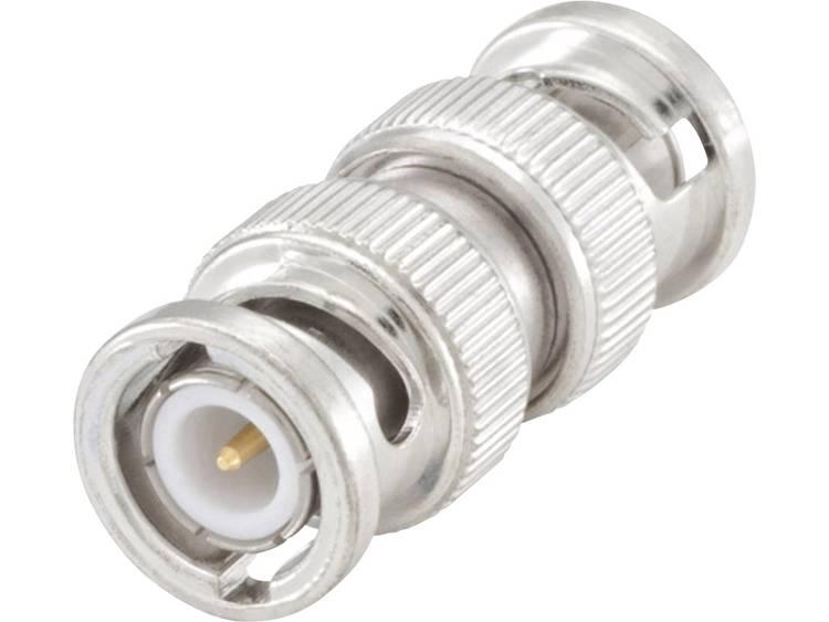 Rosenberger 51S101-S00N5 BNC-stekker BNC-adapter BNC-stekker 1 stuks