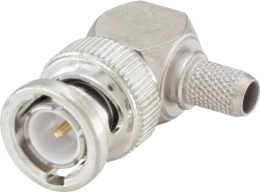 Rosenberger 71S201-309N5 BNC-connector Stekker, haaks 75 Ω 1 stuks