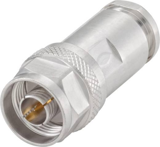 Rosenberger 53S102-015N5 N-connector Stekker, recht 50 Ω 1 stuks