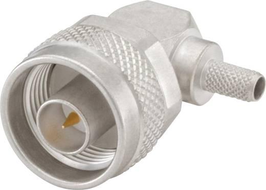 Rosenberger 53S205-306N5 N-connector Stekker, haaks 50 Ω 1 stuks