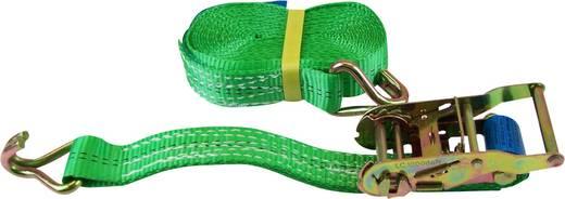 Spanband (tweedelig) Trekkracht (lc) vastbinden (enkel/direct)=1000 daN (l x b) 6 m x 35 mm
