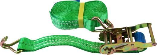 Spanband (tweedelig) Trekkracht (lc) vastbinden (enkel/direct)=2000 daN (l x b) 8 m x 50 mm