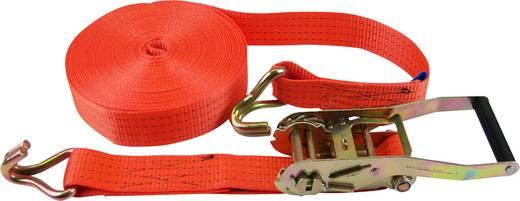Spanband (tweedelig) Trekkracht (lc) vastbinden (enkel/direct)=2000 daN (l x b) 15 m x 50 mm