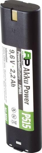 Reserve-accu APMA-9,6 V / 2,0 Ah