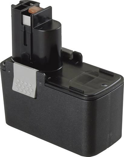 AP 800078 Gereedschapsaccu Vervangt originele accu Bosch 2 607 335 071 12 V 1.7 Ah NiCd