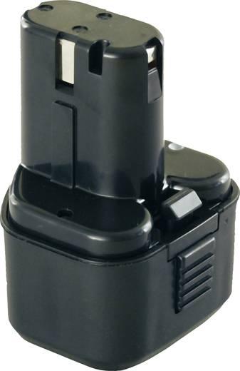 AP 800079 Gereedschapsaccu Vervangt originele accu Hitachi EB 9 9.6 V 2 Ah NiCd