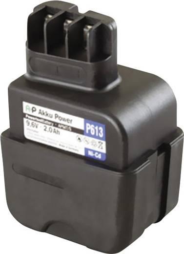 Reserve-accu APMT/S-9,6 V / 2,0 Ah