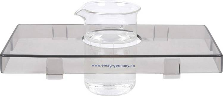 Emag 60055 Ultrasoonreiniger-deksel 0.5 l