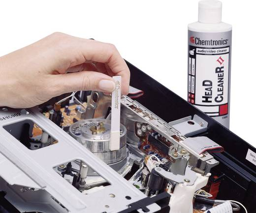 Chemtronics CHAMOIS TIPS® CC50 Leren wattenstaafje 50 stuks