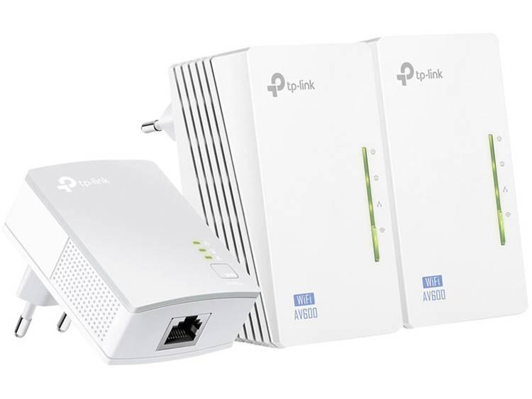 TP-LINK TL-WPA4220T KIT Powerline WiFi netwerkkit 600 Mbit/s