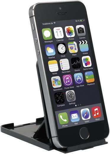 Universele smartphonehouder Zwart