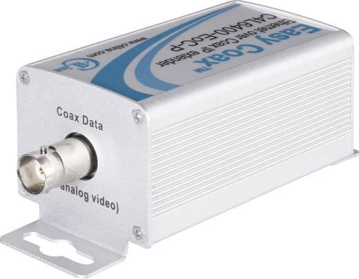 Netwerkverlengende adapter via coax tot 500 m