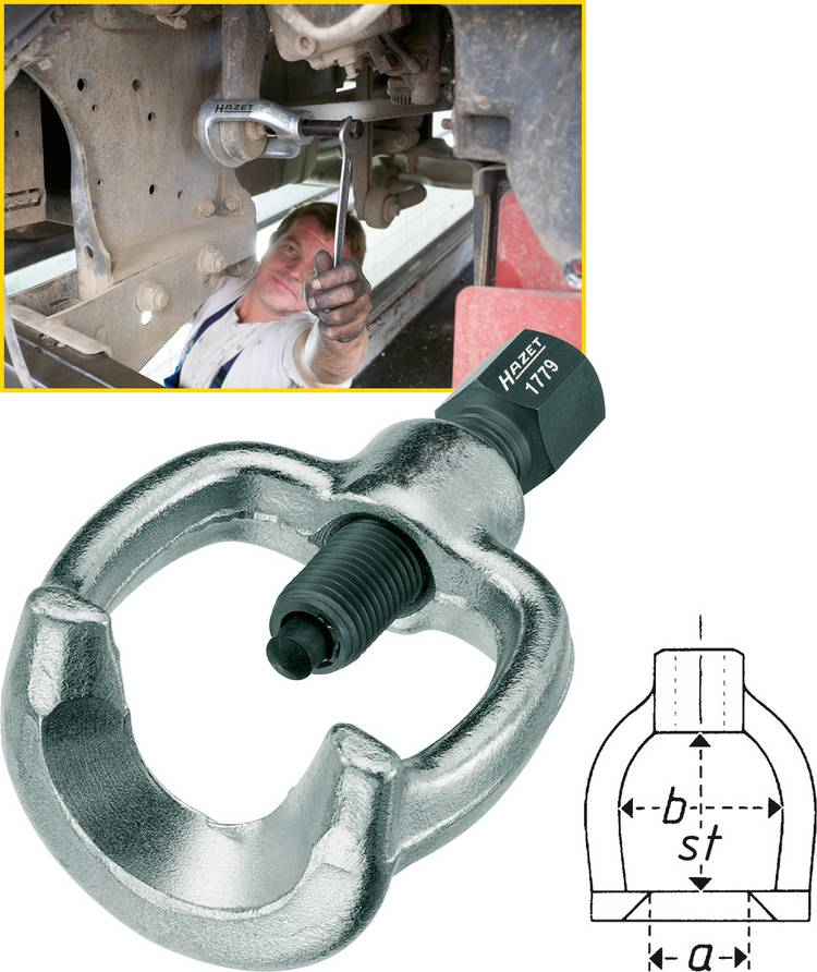 Image of Hazet 1779-27 Ball Joint Puller