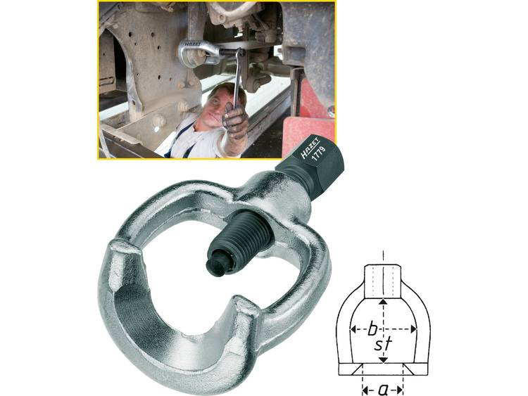 Hazet 1779 37 Ball Joint Puller