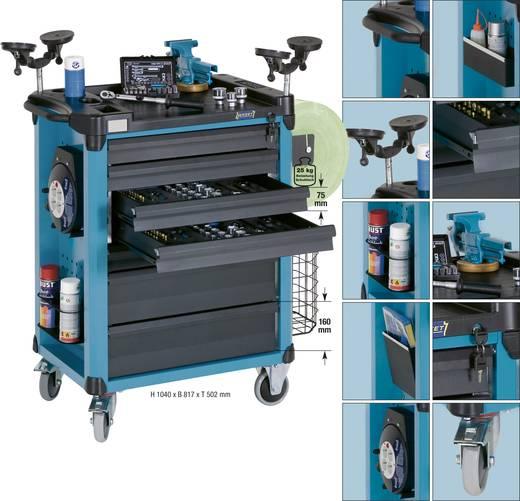 Gereedschap-, materiaal- en montagewagen Hazet 178-6