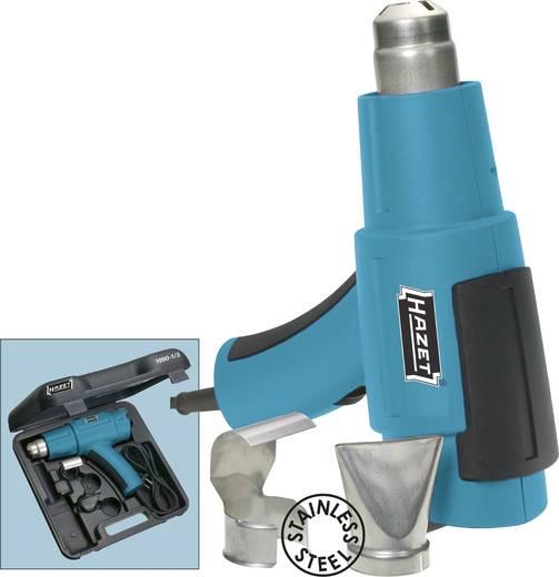 Hazet 1990-1/3 heteluchtpistool 1600 W 350/500 °C 350 / 500 l/min