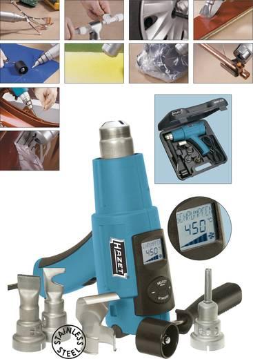Hazet 1990-2/6 heteluchtpistool 2000 Watt 80-650 °C 200-550 l/min