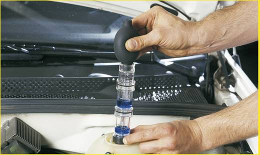 Hazet Cilinderkop-lektester Geschikt voor auto's 4793/3