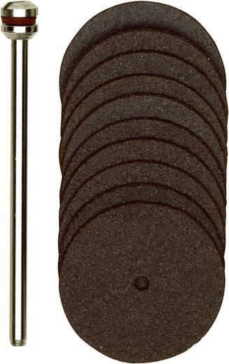 Doorslijpschijfset 11-delig Proxxon Micromot 28 810 Diameter 22 mm 1 set