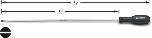 Werkplaats Platte schroevendraaier Hazet Trinamic Kopbreedte: 5.5 mm Koplengte: 410 mm