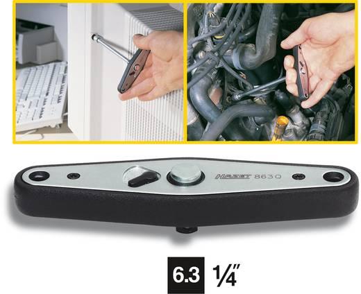 "Hazet 863Q Omschakelratel 1/4"" (6.3 mm) 100 mm"