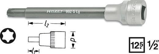 "Hazet 992SLG-T40 Torx Dopsleutel-bitinzet T 40 1/2"" (12.5 mm) Afmeting, lengte: 138 mm"
