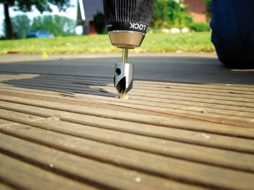 Opsteekverzinkboor 4 mm Heller 11859 0 1 stuks