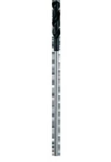 Bekistingsboor 14 mm Gezamenlijke lengte 600 mm Heller 12106 4 Cilinderschacht 1 stuks