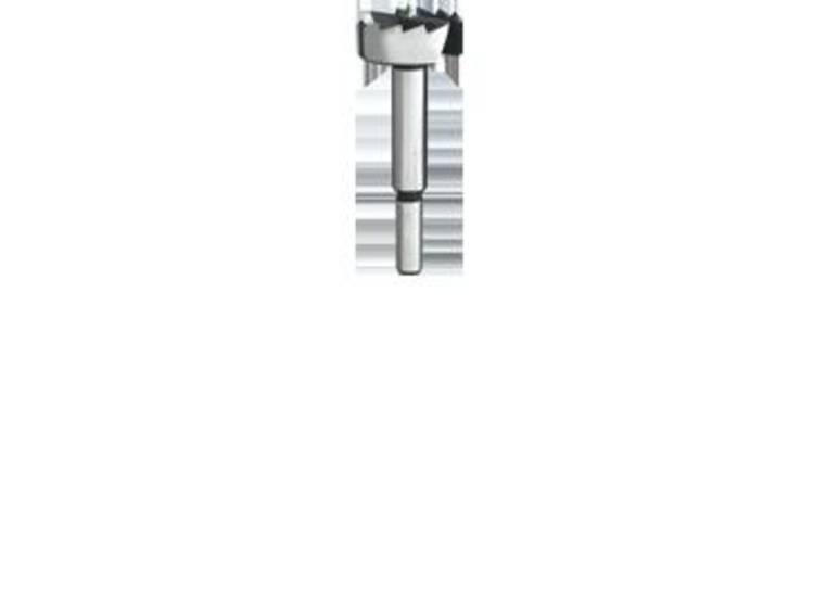 Forstnerboor 18 mm Gezamenlijke lengte 90 mm Heller 12032 6