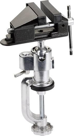 Bankschroef Bekbreedte: 75 mm Spanbreedte (max.): 60 mm