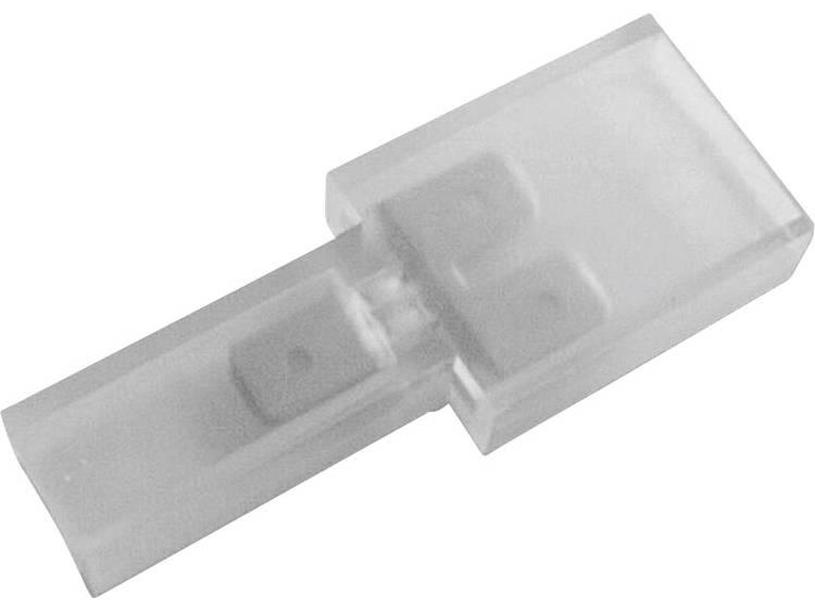 Flachsteckerverbinder FSV 6,3 1 2 Platte stekkerverbindingen 0,5 tot 2,5 mm² Aantal polen 3