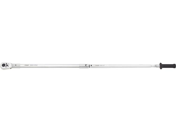 Hazet System 6000 CT 6160 1CT Momentsleutel Met omschakelbare ratel 1 (25 mm) 600 1600 Nm