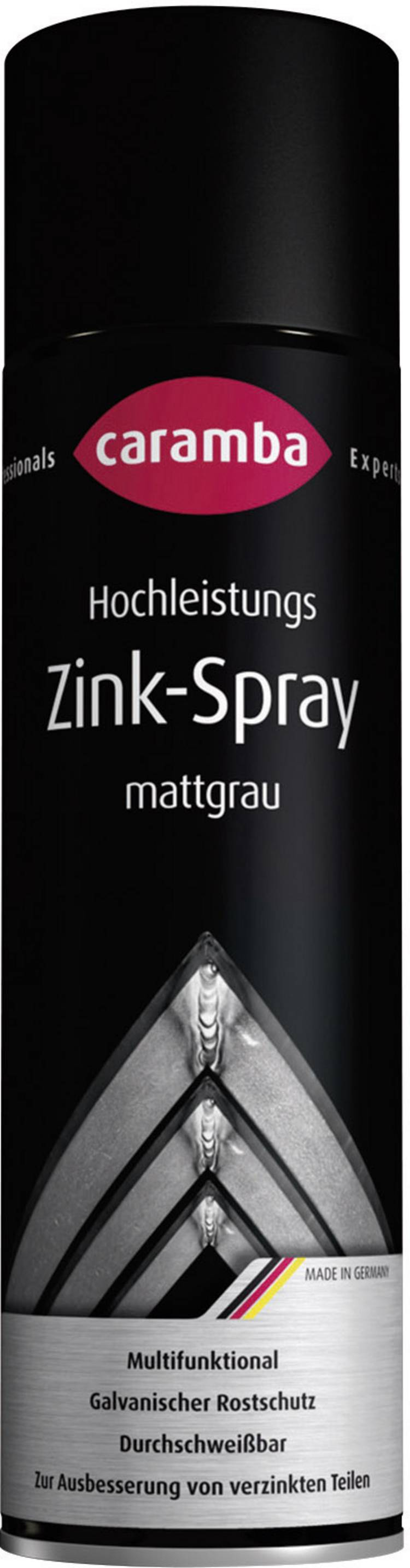 Image of Zink-spray matgrijs 500 ml Caramba 60388505